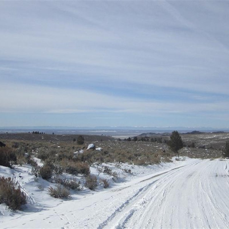 Lander Cutoff in Sublette County.  An area that is starkly beautiful.