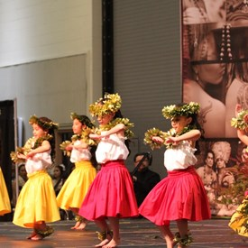 Guam/Hawaii-Imahe Dancers