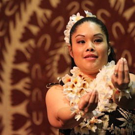 Another Imahe Dancer - Guam/Hawaii