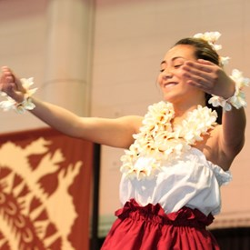 Chloe Imahe Dancers - Guam/Hawaii