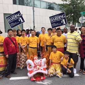 A big thanks to the Wong Association, what a great day to be together in Cambridge.