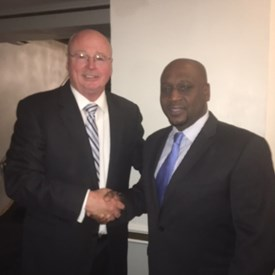 Steve Tolman, President of the Massachusetts AFL-CIO supports candidate Richard Harding for Cambridge City Council because Richard fights for the working men and woman of Cambridge