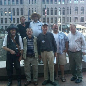for posterity.  The Minneapolis Mayoral Council of 2013....