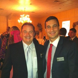 With Annapolis Mayor Mike Pantelides