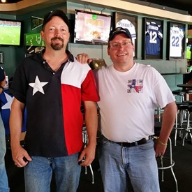 Here with Joel Gardner Texas State Representative District 6