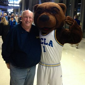 Always a UCLA fan. Go Bruins!