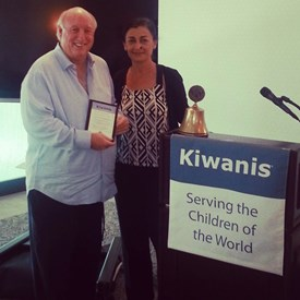 I am a proud member of the Kiwanis Club Of Santa Monica.