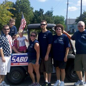 2012 Muskegon Labor Day Parade