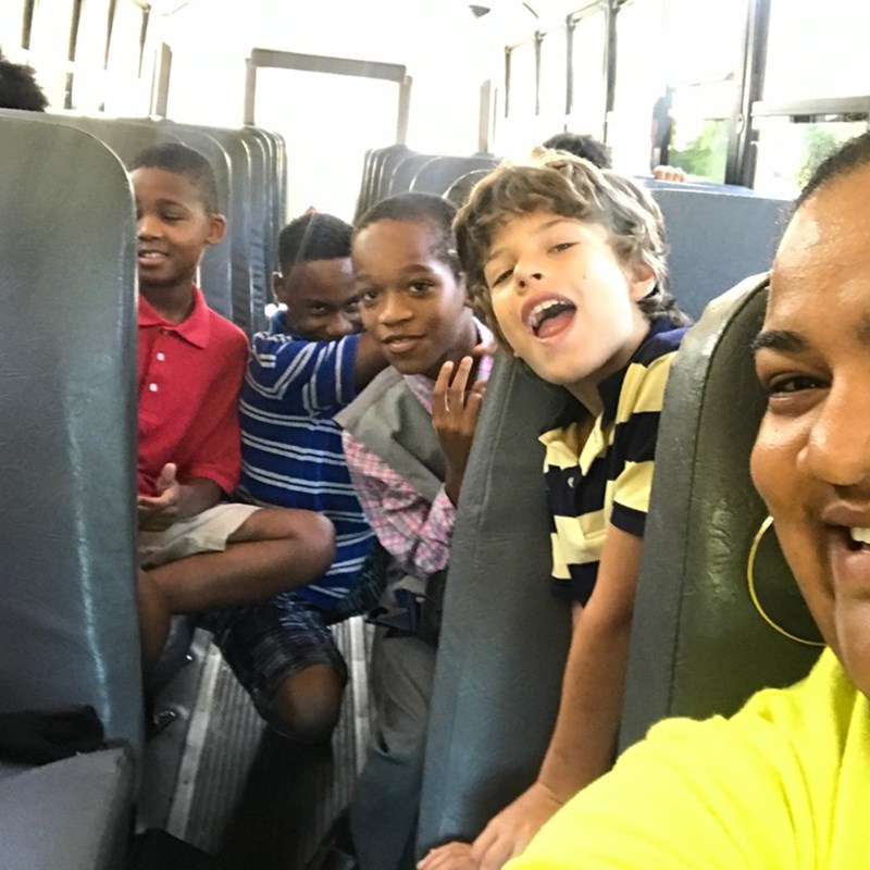 2017 SPARK Extension YOLO Camp - Boys' trip to the Virginia State Capitol