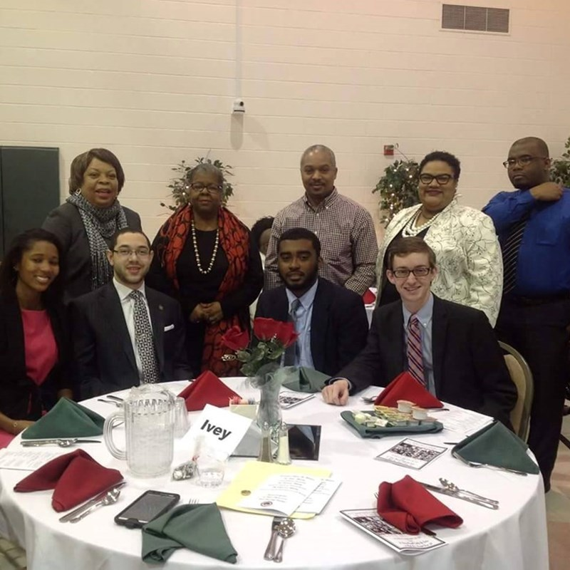 Ivy Baptist Black History Month Prayer Breakfast - February 2015