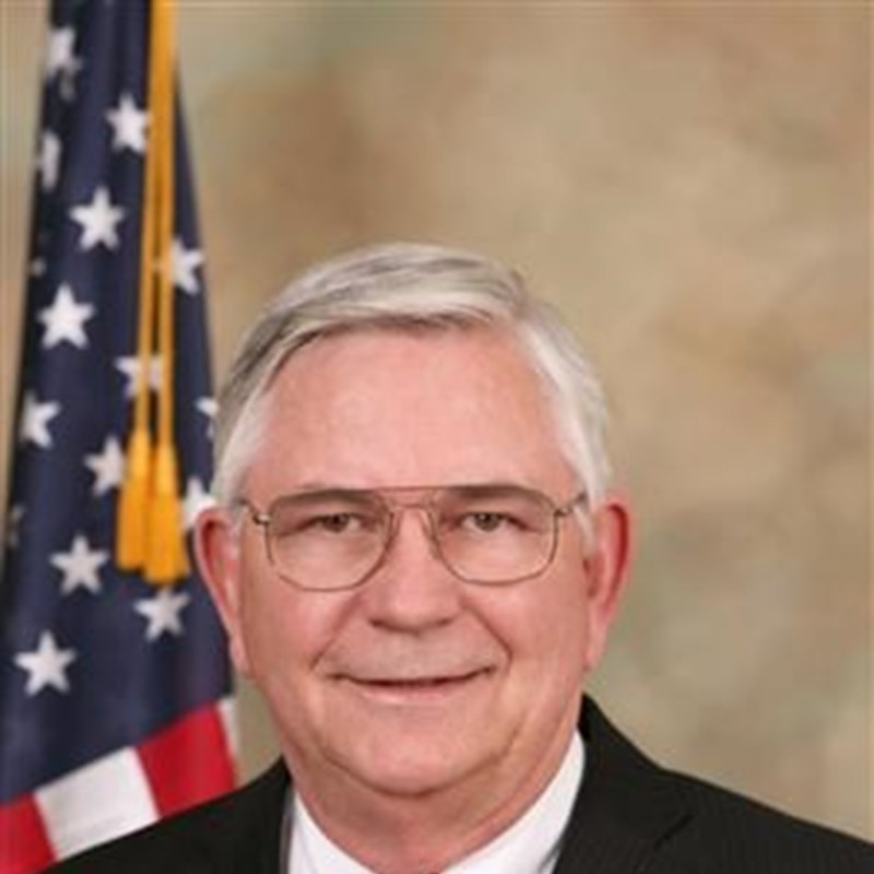 Ray Mayo,  Wayne County Commissioner District 1
