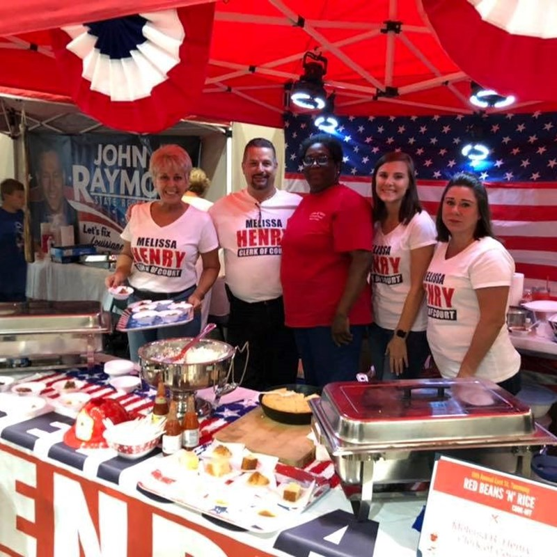 East St. Tammany United Way Red Beans & Rice Cook-off 2019