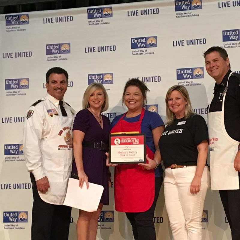 United Way Red Beans & Rice Cook-off 2018