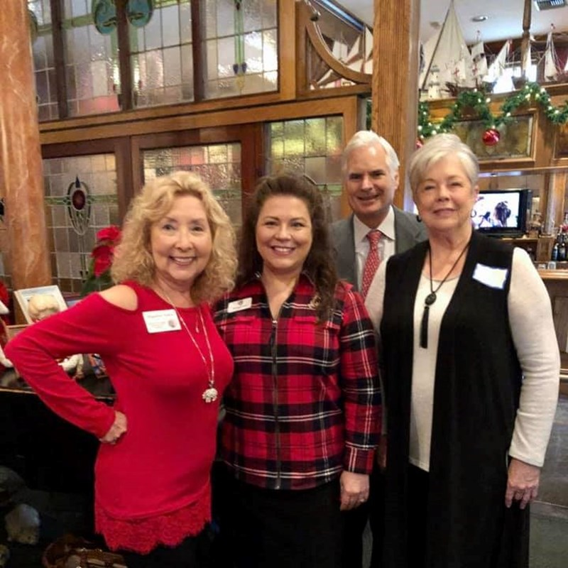 Bayou Lacombe Republican Women Holiday Party 2019
