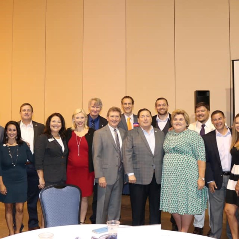 East St. Tammany Chamber of Commerce - Lieutenant Governor Breakfast 2019
