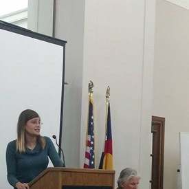 Candidates Town Hall at Penrose Library 09-12-16