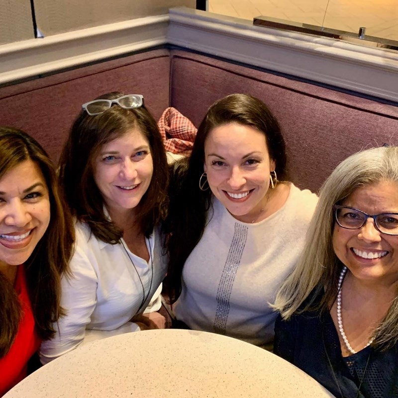 Endorsed by (L to R) Windsor's Vice Mayor Esther Lemus, Santa Rosa City Councilmember, Victoria Fleming and Cloverdale City Councilmember, Marta Cruz.