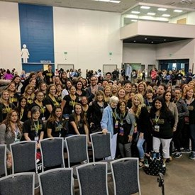4th District (OC) PTA with speaker Justin Wolfe at the 118th Annual California State Convention.  -Mark Newgent Mark4Irvine.com #iusd #marknewgent #election #winning #irvine #pta #ptsa #convention #california #sanjose #fourthdistrict #4thdistrict