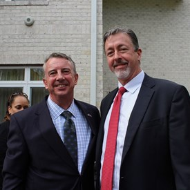 Ed Gillespie and I-2017