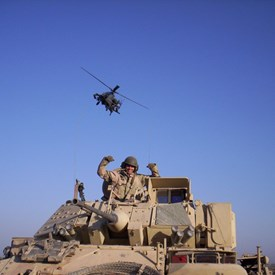 Philip has served three tours of duty in Afghanistan and Iraq.