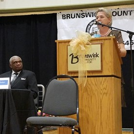 Brunswick County NAACP Freedom Fund Banquet - Key Note Speaker