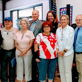 Brunswick County Democratic Party Blue Extravaganza Fundraising Event