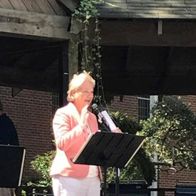 Southport, NC - Women's Equality Day