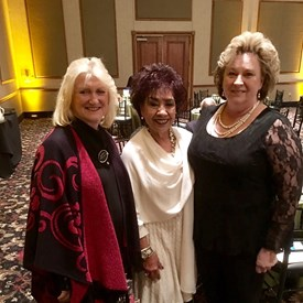 Gloria Carrillo and Friends. State of the City. Ruthe Jackson Center, Grand Prairie, TX. March 9, 2017.