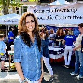 Dr. Sophia Chadda for Bernards Township Committee.