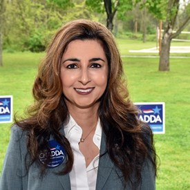 Sophia Chadda for Bernards Township Committee.