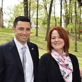 Vote Joan B. Harris and Robert Mascia for Bernards Township Committee - The Choice for Real Change!