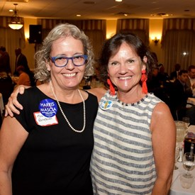 Ann Parsekian and Sally Booth