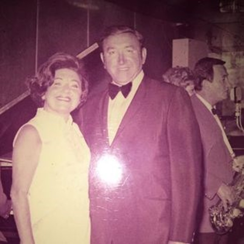 My parents Shirley & Jack Ugell