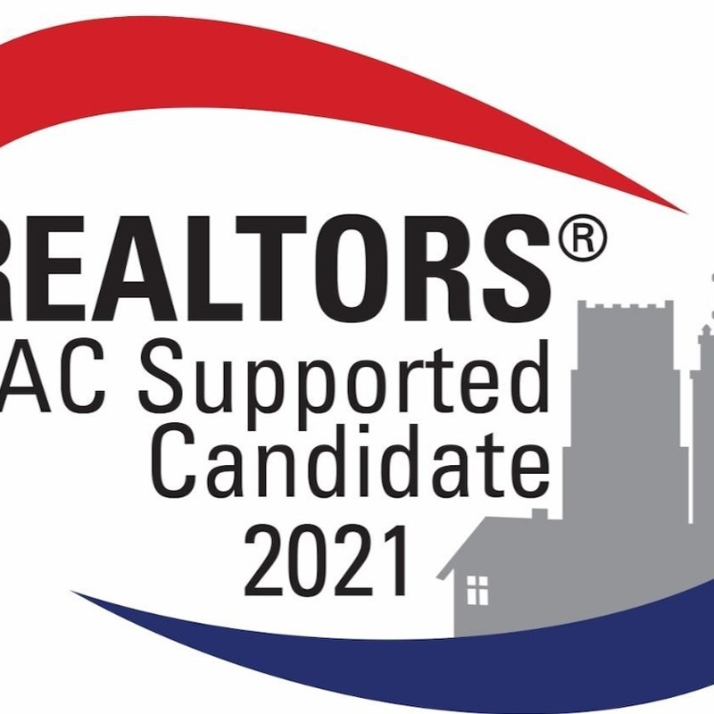 The Realtors PAC supports pro-realtor candidates running for office.