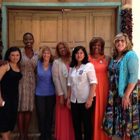 Supporting Women Community Leaders