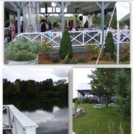 The event was held at The Pavilion at Bell's Lane (gaielea.com).