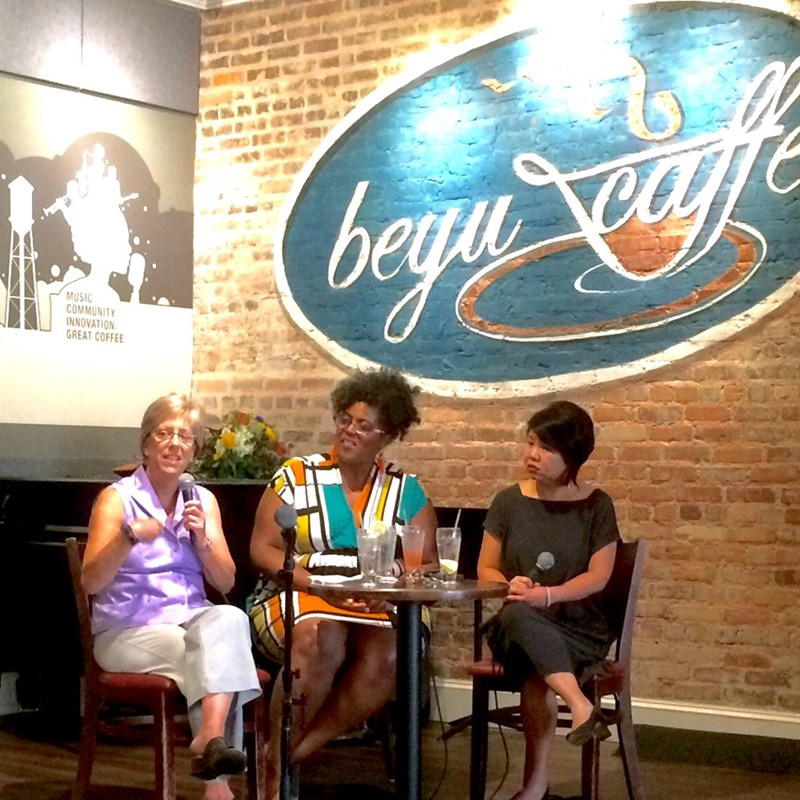 Discussing LGBTQ legal issues with Mavis Gragg and Milan Pham