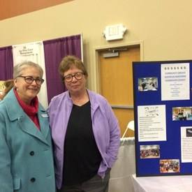 Enjoyed attending the DisAbilities Expo and supporting all the agencies providing wonderful services to the County.