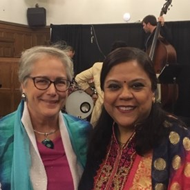 Enjoyed attending Taal: Rhythms for Life last evening and great to see so many other Democratic candidates out in the community. Thank you for the invitation!