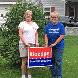 We now have yard signs! Fill out the contact form if you'd like to have one in your yard.