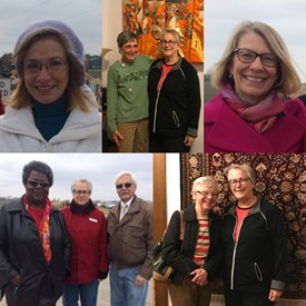Thankful for the many endorsements from community leaders received this month!