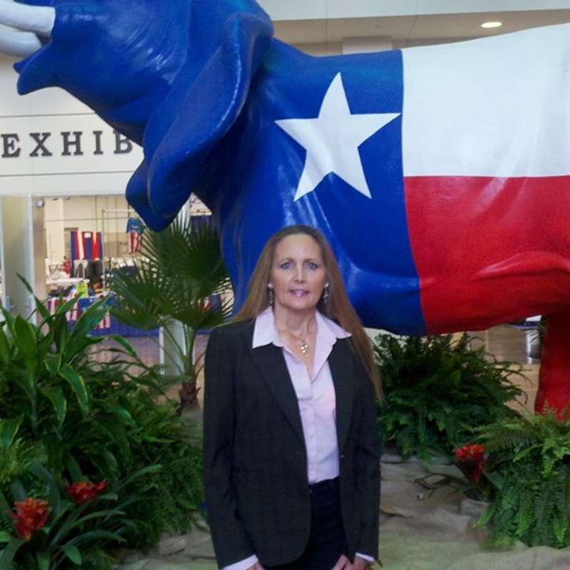 Attending the 2012 Republican Party State convention as a Burnet County Delegate