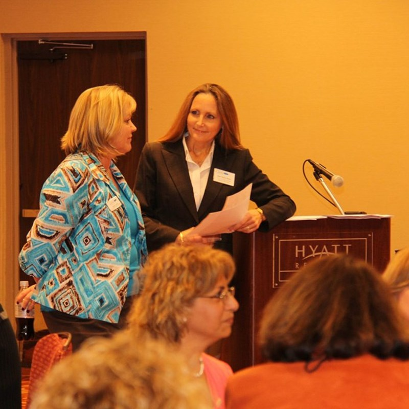 Speaking at one of the sessions during the NAR/TAR annual winter convention