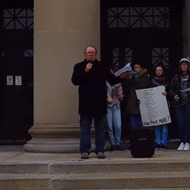 I was honored to speak at a March for our Lives Rally in Celina. It doesn't matter what political party you belong to, our children's safety is a top priority