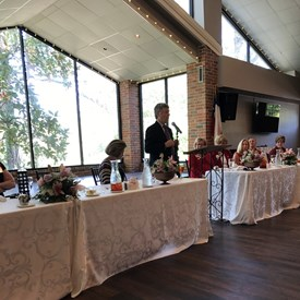 I attended my home club lunch meeting with the Northwest Forest Republican Women with Ed Emmett as the guest speaker.