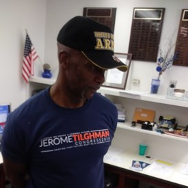 Jerome - 21 year retired army vet. Middle school teacher for El Paso Independent School District. Father of 2 sons.