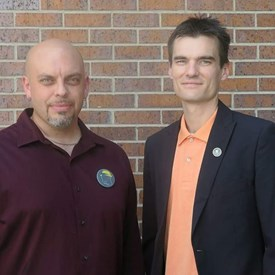 With Governor candidate Kory Watkins
