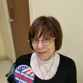 Joan Gacad bought the button!