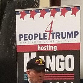Jimmy Clendennen at PEOPLE4TRUMP Paul Mango Event 3-6-18