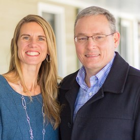 Todd & Kerri just celebrated 24 years of marriage